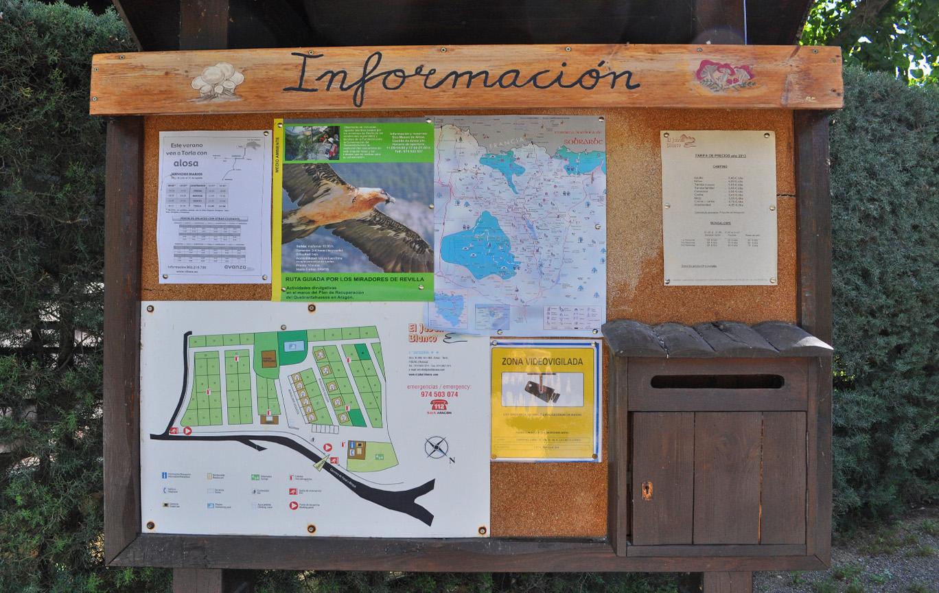Camping El Jabali Blanco, ordesa
